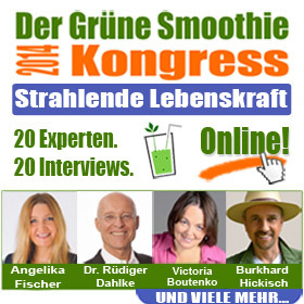 Grüner Smoothie Kongress
